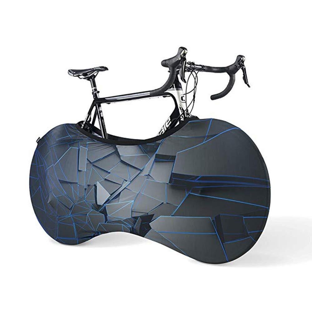 Indoor Mountainbike Cover Ndoor Anti-Staub-Mountainbike-Aufbewahrungstasche Radverkleidung Ketten Garage Fahrradaufbewahrung Cover Indoor Fahrradaufbewahrung Cover