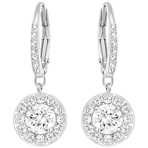 Swarovski Crystal Attract Light Pierced Earrings
