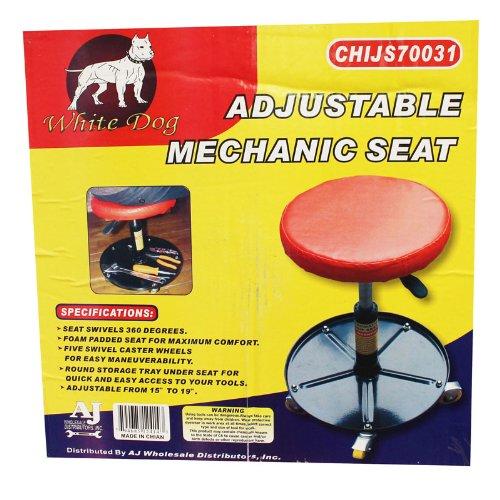 Pit Bull CHIJS70031 Adjustable Mechanic Seat