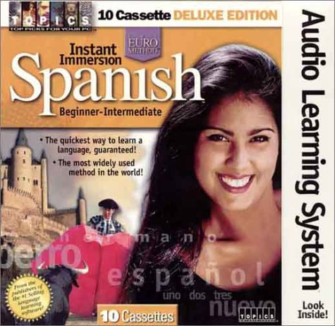 Instant Immersion Spanish  Beginner Intermediate  Spanish Edition