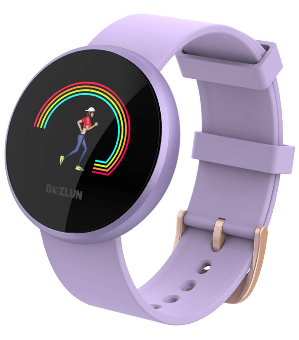 Big Female Heart Rate Color Screen Physiological Period Reminds Fashion Smart Bracel for Father Men Boys Boyfriend Lover's Birthday