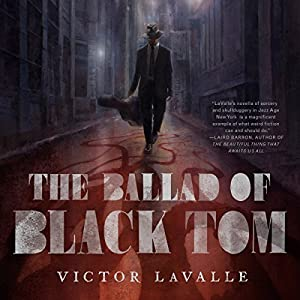 The Ballad of Black Tom | Livre audio