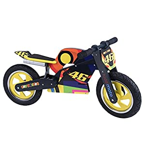 Kiddimoto Valentino Rossi Hero Superbike Balance/Running Bike