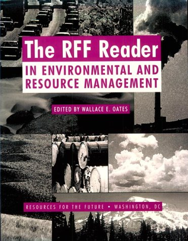 Price comparison product image The RFF Reader in Environmental and Resource Management (RFF Press)