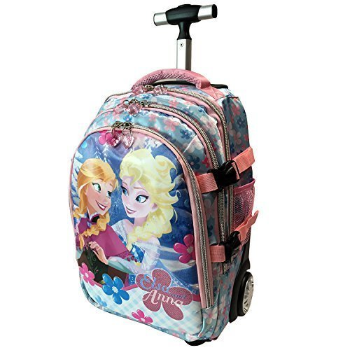 Karactermania – 48227 – Frozen Rucksack Trolley