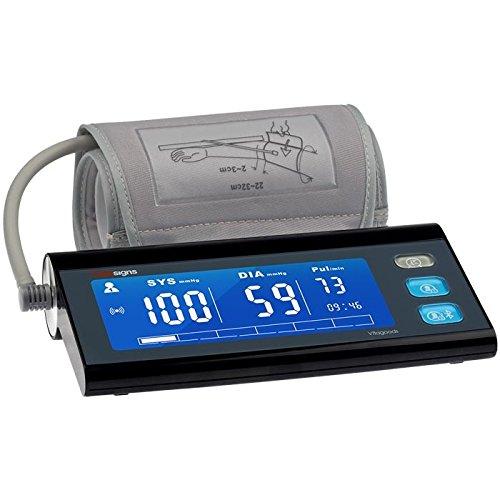 Vitagoods VS-4000 Bluetooth Desktop Blood Pressure Monitor,