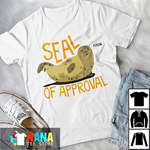 Seal Of Approval Water Seal T-Shirt Long T-Shirt Sweatshirt Hoodie