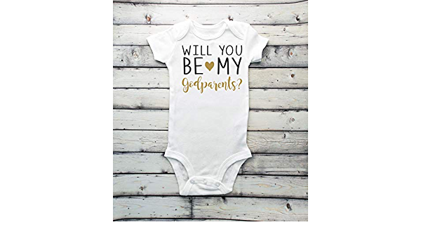 Padrinos Will you be my godparents Will you be my godfather Godparents Proposal Will you be my godmother Quieren ser mis padrinos Will you be godparents bodysuit shirt