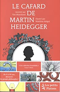 Le cafard de Martin Heidegger par Yan Marchand