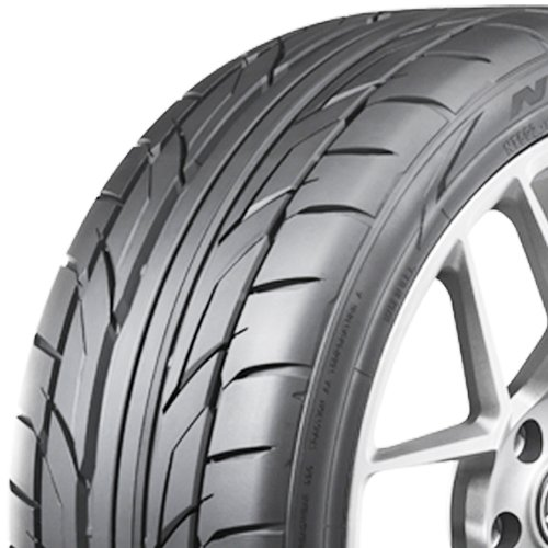 Nitto NT555 G2 Performance Radial Tire - 295/45ZR18 112W by Nitto (Image #1)