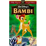 Bambi: 55th Anniversary Limited Edition