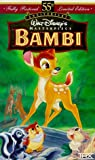 Bambi [VHS] [Import]