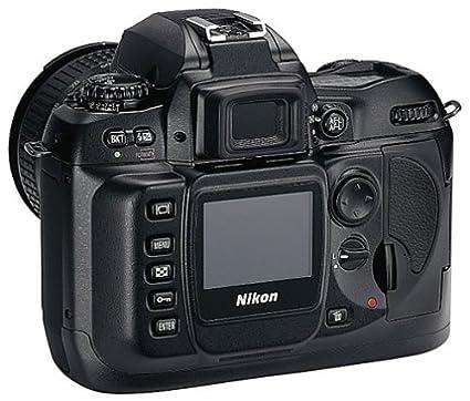 Amazon.com: Nikon D100 DSLR Cámara (suspendido por ...