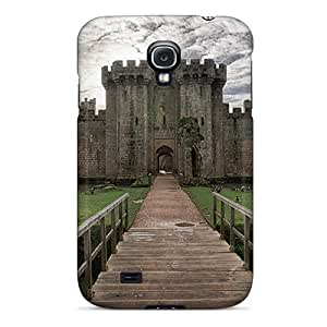 High-quality Durability Case For Galaxy S4(beautiful Castle Lscape)