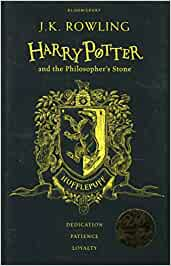 Harry Potter And The Philosopher's Stone. Hufflep: Amazon