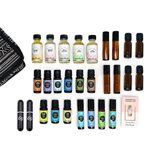 Edens Garden Travel Essential Oil Kit