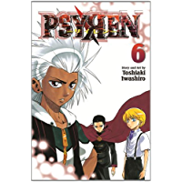 Psyren, Vol. 6: Flame (English Edition)