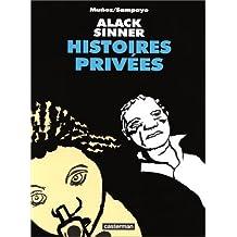 ALACK SINNER T04 : HISTOIRES PRIVÉES  (NB)