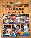oster center - Oster Kitchen Center Cookbook