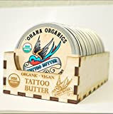 Ohana Organics - Certified Organic, Vegan Tattoo Butter (2 oz)