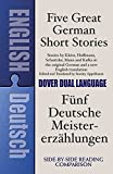 Five Great German Short Stories: A Dual-Language Book
