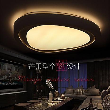 lemumu Luz de techo de hierro Arte_ home Iluminación lámpara ...