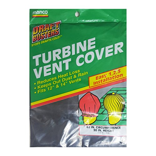 (Draft Busters Turbine Vent Cover Fits 12