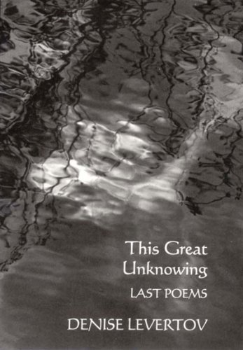 This Great Unknowing