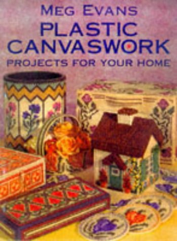 Meg Evans Plastic Canvaswork: Projects for Your Home by Brand: David n Charles
