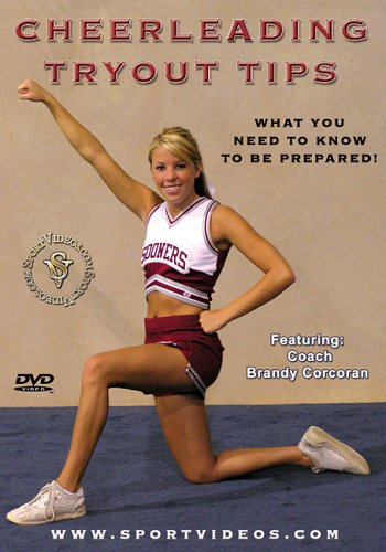 Cheerleading Tryout Tips [DVD]