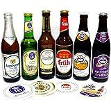 ドイツビール飲み比べ6種12本セット オリジナルコースター付 330ml