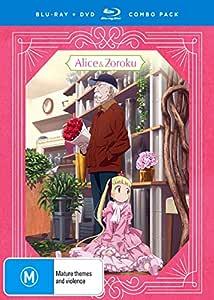 Alice & Zoroku: The Complete Series Blu-ray + Digital - Blu-ray