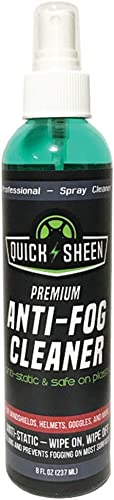 Quick Sheen Anti-Fog Spray