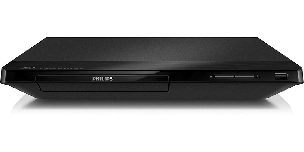 Philips BDP2205/F7 reproductor de CD/Blu-Ray 3D Negro - Reproductores de CD/Blu-Ray (1080i,1080p,720p, Netflix,Vudu, Dolby Digital Plus,Dolby TrueHD,DTS 2.0 ...