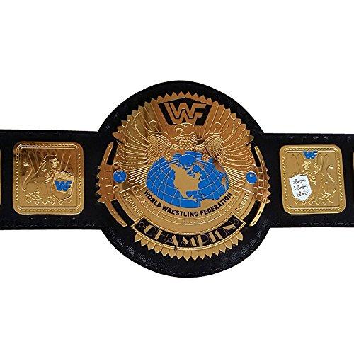 WWF BIG EAGLE Attitude Era Wrestling Championship Replica Belt 4mm Thick Brass (Belt Nwa Replica)