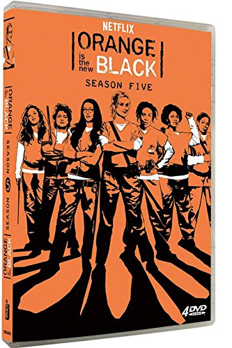 Orange is the New Black season 5 DVD