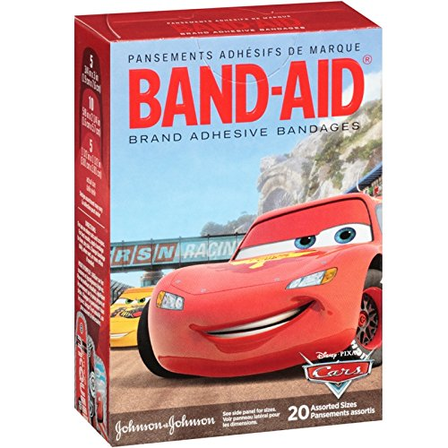 band-aid-adhesive-bandages-featuring-disney-pixar-cars-assorted-sizes-20-ct