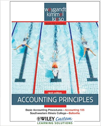 Amazon accounting principles 9th edition for southwestern amazon accounting principles 9th edition for southwestern illinois college belleville 9780470539118 jerry j weygandt donald e kieso fandeluxe Gallery