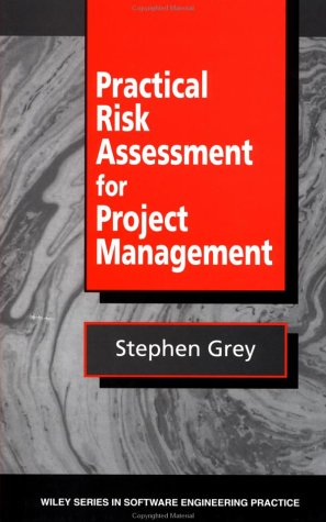 Practical Risk Assessment for Project Management by Wiley