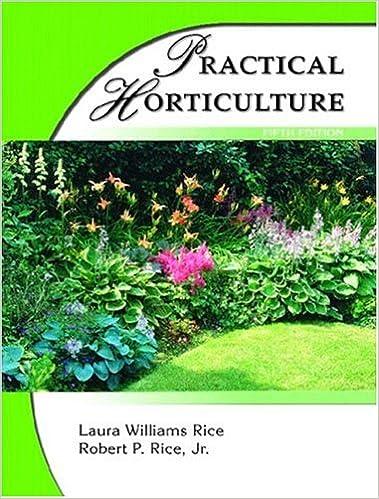 Principles of horticulture: c r adams (author),: 9780750686945.