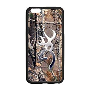 JDSitem Realtrees Real Tree Camo Design Browning Cutter Case Cover Sleeve Protector for Phone iPhone 6 Plus 5.5