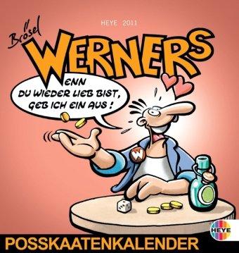 Werner Postkartenkalender 2011