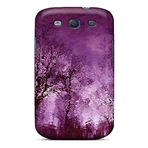 Ideal JoyRoom Case Cover For Galaxy S3(purple Fog), Protective Stylish Case
