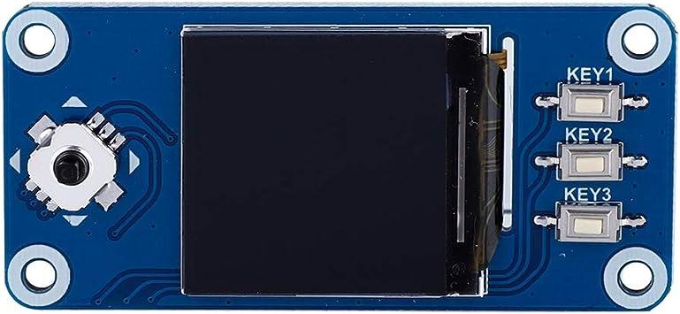 Denash Pantalla IPS de 1.3 Pulgadas Pantalla OLED LCD Pantalla ...
