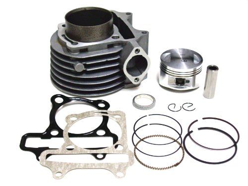 150 Atv Piston - Complete Cylinder Kit 125cc 150cc 4 Stroke GY6 Chinese Scooters Moped ATV