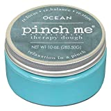 Pinch Me Dough Holistic Aromatherapy Stress Relieving Exercise Putty, 10 Ounce Container, Ocean