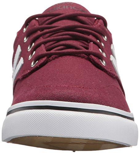 New Balance Basket, Color Rouge, Marca, Modelo Basket AM331 BRG Rouge