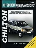 Mitsubishi Pick-ups and Montero, 1983-95 (Haynes Repair Manuals)