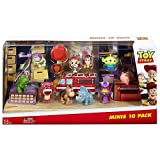 Disney Pixar Toy Story Deluxe Mini Figure Set - 10 Pack