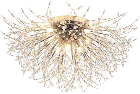 Garwarm Sputnik Firework Chandelier